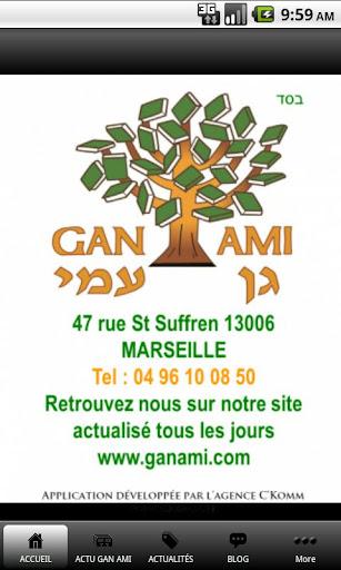 GAN AMI Marseille