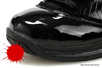 zlvii fake colorway black black 1 07 Fake LeBron VII