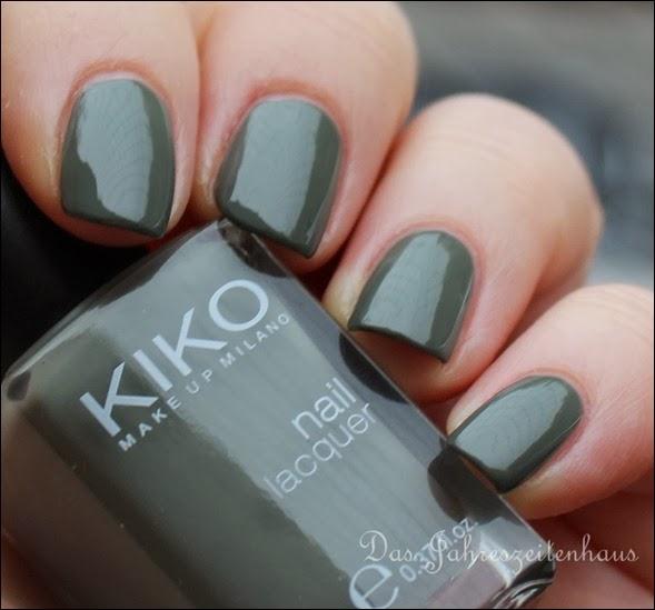 Khaki KIKO 348 Camouflage Green 6