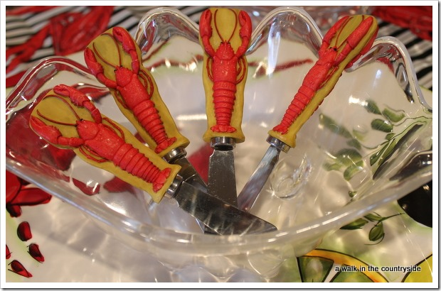 crawfish spreaders
