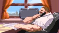 Street Fighter Alpha 2, Finais, Rolento