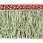 Taśma z frędzlami (grzywką) do dekoracji mebli, zasłon, abażurów, poduszek ,narzut itd.