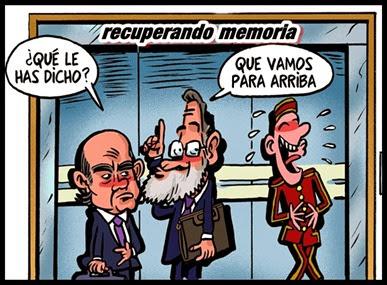 Rajoy para arriba