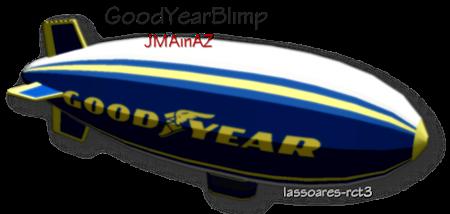 GoodYearBlimp in Animated Blimps (JMAinAZ) lassoares-rct3