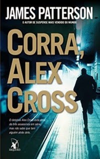 Corra, Alex Cross, por James Patterson