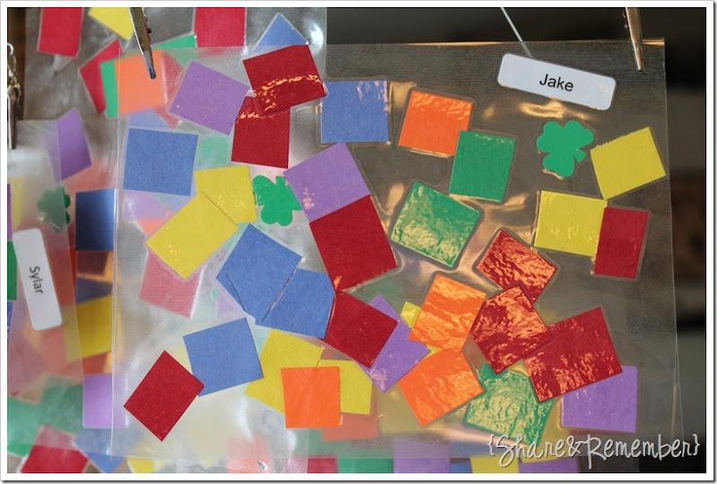 rainbow mosaic 7