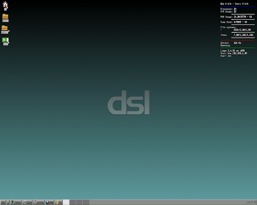 Damn Small Linux 4.11 RC1