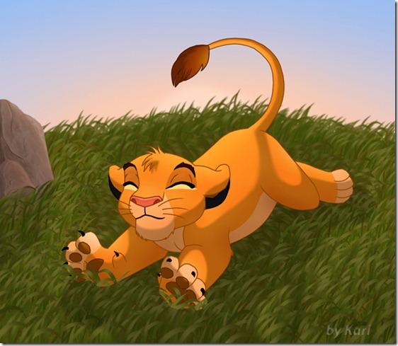 El Rey León,The Lion King,Simba (18)