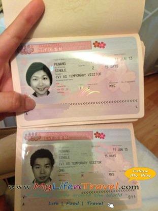 apply japan visa in penang