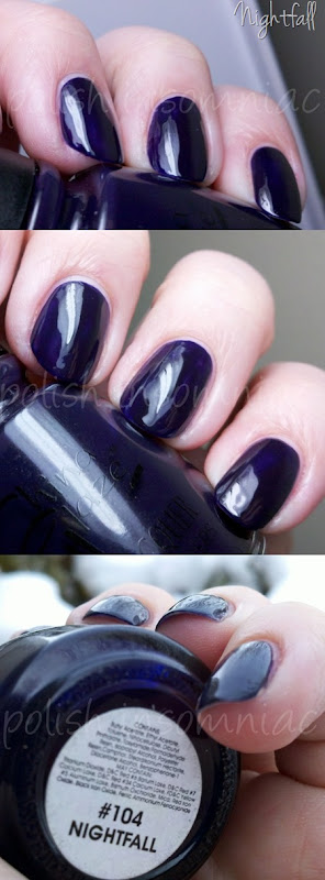 China Glaze Nightfall - Throwback Thursday
