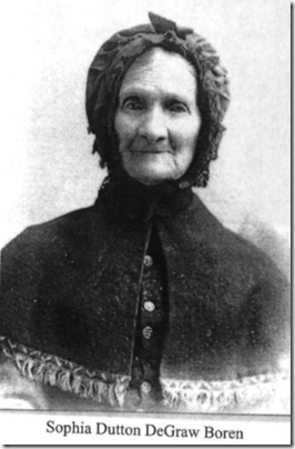 Sophia Dutton DeGraw Boren