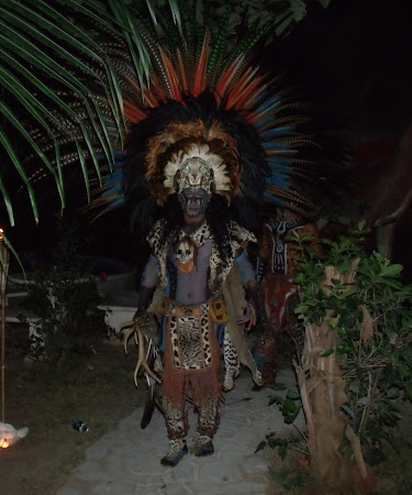 End of the World in Tulum: Shaman at Day Zero