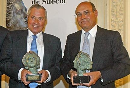 Díaz Ferrán y Pascual