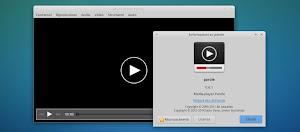 Parole 0.6.1 in Xubuntu 14.04