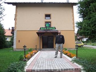 mi hotel (?) en Zlatibor
