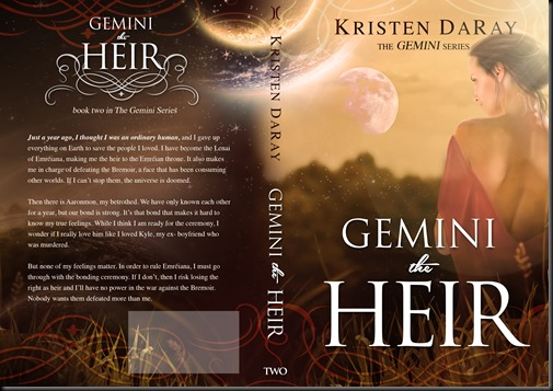 Gemini the Heir-by Kristen DaRay