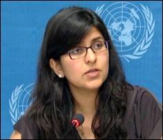 Ravina, porta-voz da ONU, mostra preocupação com política antigay na Libéria