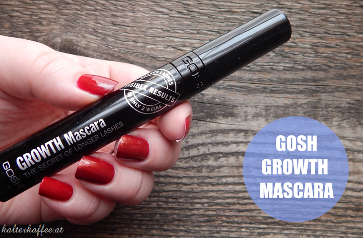 GOSH Growth Mascara