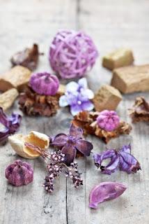 On purifie et on parfume naturellement notre intérieur