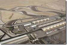 Il circuito del Bahrain
