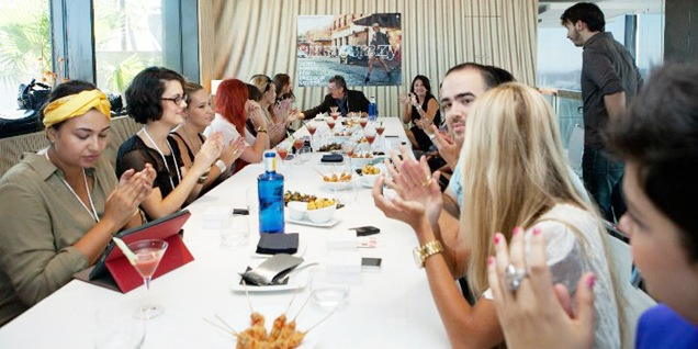Blogger brunch by Tendencias VC and Aristocrazy