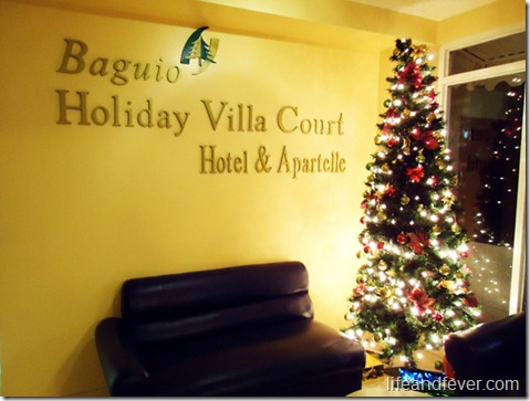 Baguio Holiday Villa Court 3