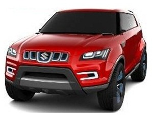 Maruti XA Alpha Sports Utility (SUV)