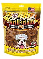 Grillicious Dog Treats