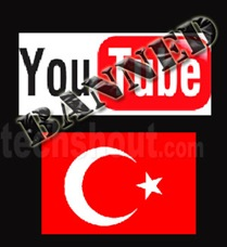 youtube-turkey BANNED