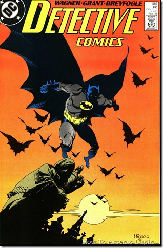 2012-06-08 - Detective Comics #583 al #593
