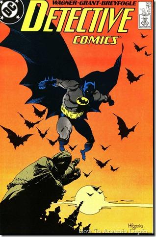 2012-06-08 - Detective Comics #583 al #593