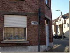 Hoepertingen, Vedastusstraat: en NIET Sint-Vedastusstraat!