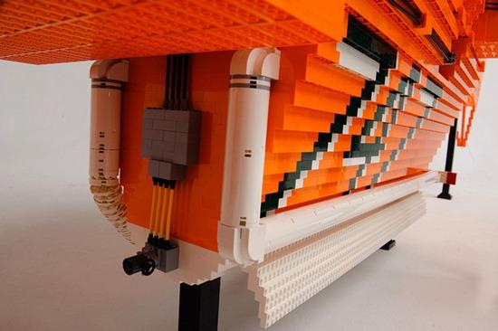 Helicóptero de Legos 10