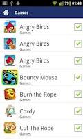 Screenshot of Top Shortcuts Free
