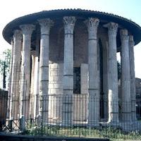 14.- Templo de Hércules Víctor, Roma