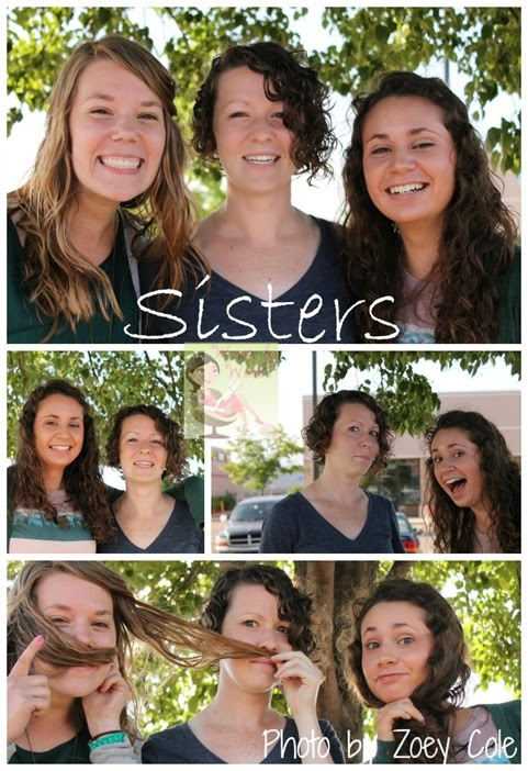 Three Sisters Collage