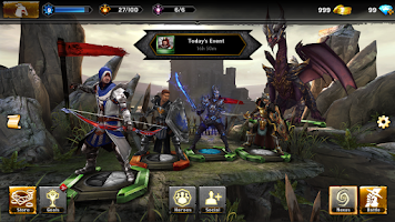Screenshot of Heroes of Dragon Age