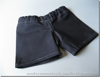 DIY Baby Shorts size 6-12 months (20)
