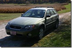 Subaru Outback Restored 01