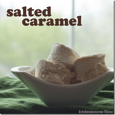 salted caramel name