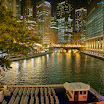 Amazing View of the Chicago River