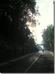 Ubud, around 7AM