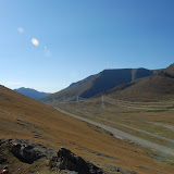Tianshan - Montagnes depuis sommet