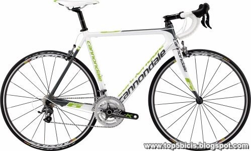 Cannondale SUPERSIX 3 ULTEGRA 2013 (2)