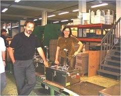 IMI Cornelius Spain-фабрика в Барселоне