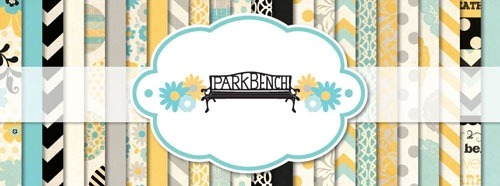 Fancy Pants Designs Park Bench