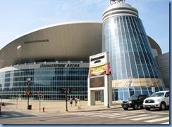 9463 Nashville, Tennessee - Discover Nashville Tour - downtown Nashville - Bridgestone Arena