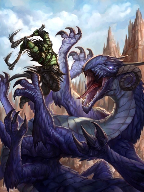 Paizo Monsters