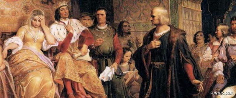 Columbus marriage would have changed history :)
