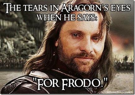 For Frodo